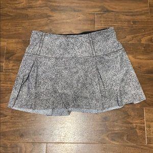 lululemon athletica Skirts - Lululemon Lost In Pace Skirt Tall Sea Spray Alpine